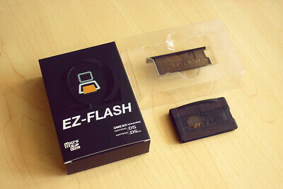 EZ Flash 4 IV Omega. NEW, Boxed, double case. GameBoy, GBA NDS Game Boy. EZ4