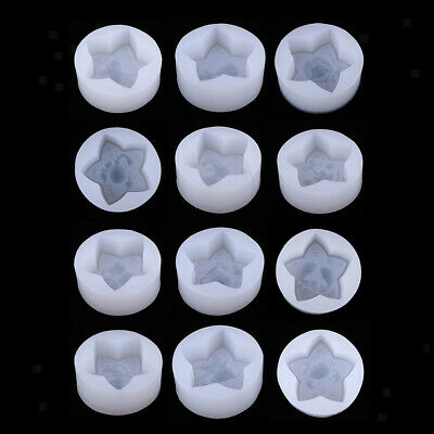 12x/set Horoscope constellations Silicone Mold Fondant mould ,Sugar,Candy mold