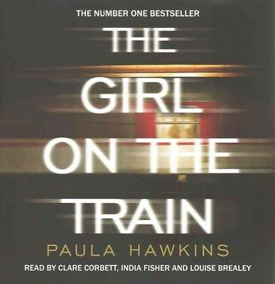 The Girl on the Train, by Hawkins, Paula, Excellent Book