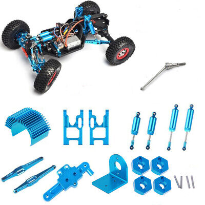 Metal RC Car Upgrades Spare parts Fix Maintenance Engine Shaft Replacement Rear