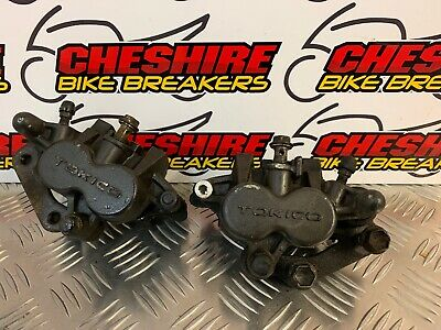 Suzuki SV650S SV 650 S 2004 2005 2006 2007 2008 2009 Sk5 Front Brake Calipers