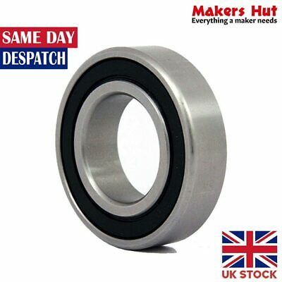 6902 RS 6902RS 15x28x7mm Rubber Shielded Deep Groove Ball Bearing