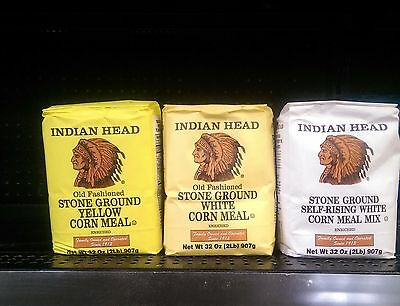 Indian Head ~ Old Fashion Corn Meal Mix