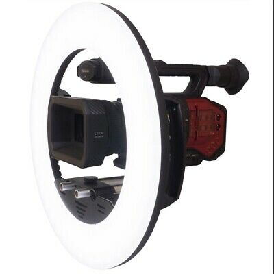 USED Ledgo LG-R320C Large Dimmable LED Ring Light for Use on Location/Studio