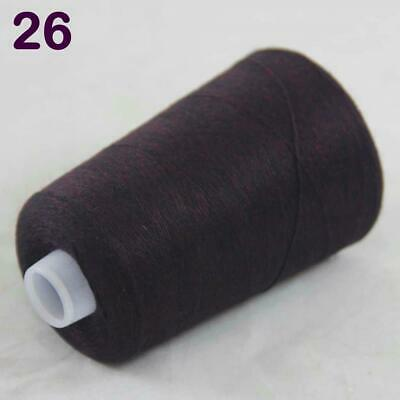 Sale New 1Cone x 100gr Fluffy Luxury Pure Quality Cashmere Hand Knitting Yarn 26