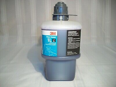 3M Glass Cleaner Concentrate, For The Twist And Fill Dispenser - 1L