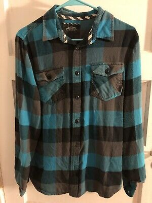 e8f635ad9 NWT~AMERICAN EAGLE OUTFITTERS~YOUNG Men~Tropical Hawaiian Shirt~L ...