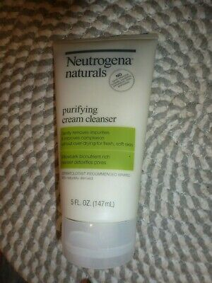 Neutrogena Naturals Purifying Facial Cleaner Makeup Remover Or
