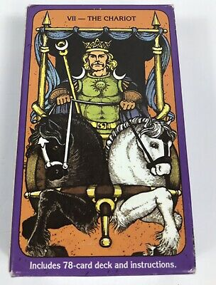 Morgan-Greer Tarot Deck Cards  US Games 78 Cards w/ Booklet Full Size