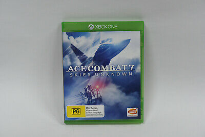 Ace Combat 7 - Skies Unknown - Xbox One (X-Box / Seven)