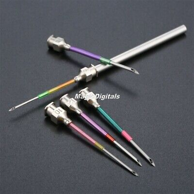 Set 9# 10# 12# 14# 16# Embroidery Stitching Punch Needle Handmade Sewing Tools