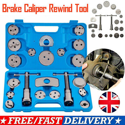 Tools & Equipment Brake Tools Tool Hub 9911 22 Piece New Brake