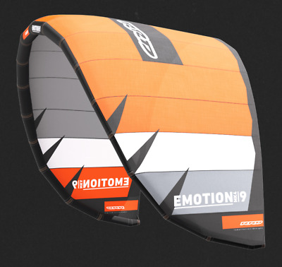 RRD Emotion mk4 2019 12m one strut kitesurfing kite- use once for demo - vvgc.