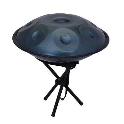 9 Notes Hand Pan Handpan Hand Drum Carbon Steel Material Percussion F8X9