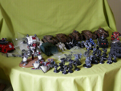 Warhammer 40K Astra Militarum / Space Marines - Many Units To Choose From