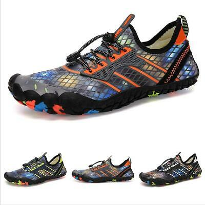 Water Shoes Men Mesh Sneaker Outdoor Trail Breathable Comfort Athletic Athletic