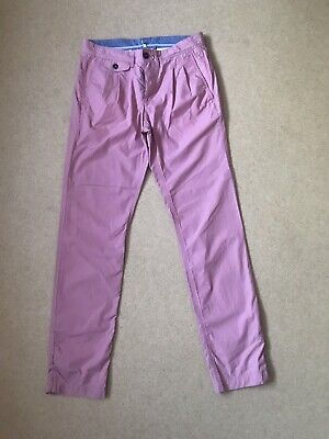 Mens Joules Chino Trousers Size 30