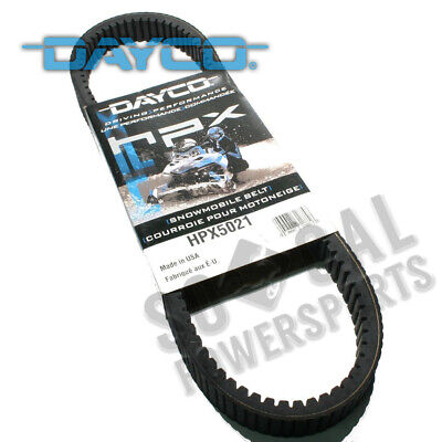 Dayco HPX Series Snowmobile Drive Belt Polaris 600 Touring (2000)
