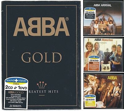 Abba Sound And Vision Set Now Out Of Print