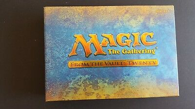 """Mtg From The Vault """" Twenty """" Mint Unopened """" Jace """" Complete With Card Outer"""