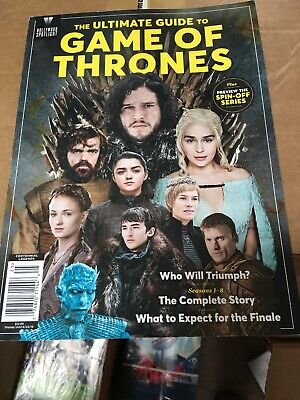 Ultimate Guide To Game Of Thrones Magazine