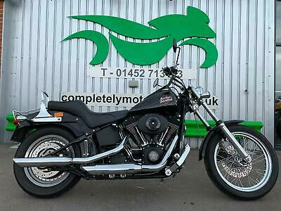 HARLEY DAVIDSON FXSTB NIGHT TRAIN 1450cc 2001 51 REG - VERY CLEAN EXAMPLE!