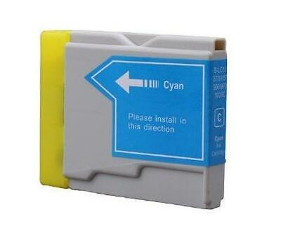 Cyan Ink Cartridge Compatible with Brother MFC260C