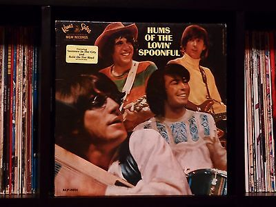 The Lovin' Spoonful ♫ Hums Of The Lovin' Spoonful ♫ Rare 1966 1st Mono Press LP