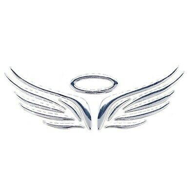 BUMPER CAR DECAL window outdoor Vinyl Sticker Angel wings In