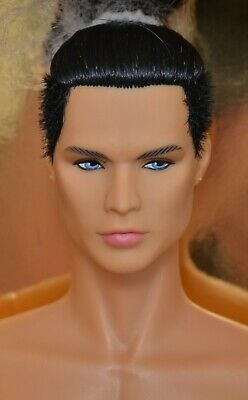 """Milo Montez 12"""" NUDE DOLL 2018 INDUSTRY Style Lab Miss Behave ACTUAL DOLL"""