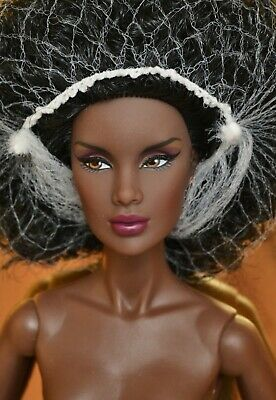 """Hollis Hughes 12"""" NUDE DOLL 2018 INDUSTRY Style Lab Miss Behave ACTUAL DOLL"""
