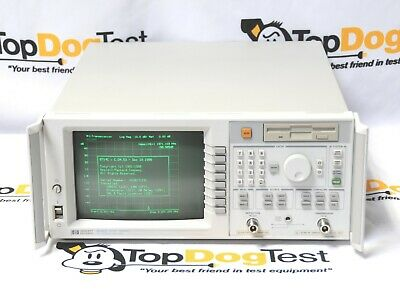 Hp Agilent Keysight 8511a 4-channel 26.5 Ghz Frequency Converter With Warranty Strong Packing Hats
