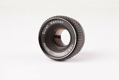 Durst Neonon 50mm f2.8 Enlarging Lens - Quality Lens in Good Condition for 35mm.