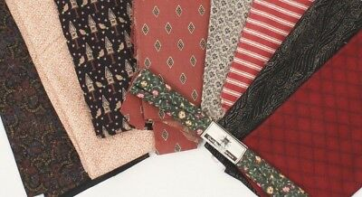 Vintage Cotton Black Rose Quilt Bundle Scraps Fat Quarters Pieces Floral Motif