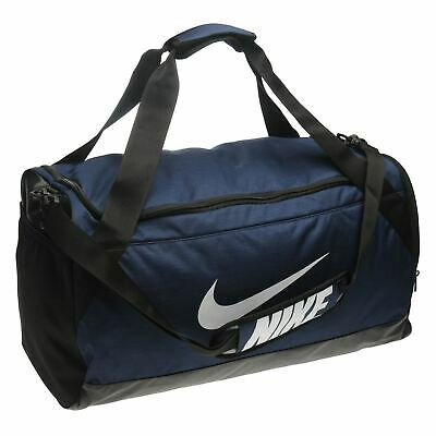 Nike Brasilia Training Duffle Sports Gym Fitness Bag Holdall Medium Olive Sporttassen Sport en vakantie