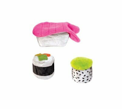Petstages Energize Sushi Bento Box Toys for Cats