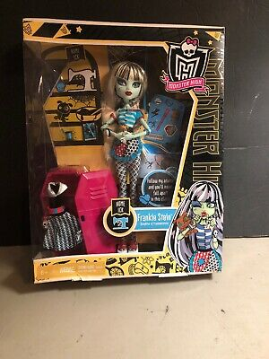 Monster High Frankie Stein Home Ick Doll New