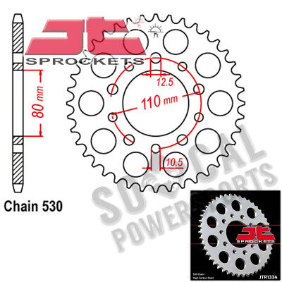HONDA CBX1000 PROLINK 80 REGINA CHAIN O RING 530 JT SPROCKET SET 18 42
