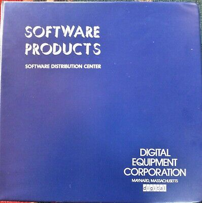 Digital Equipment Corp. (Dec) Rt-11 V4 Six Volume Software Doc Set