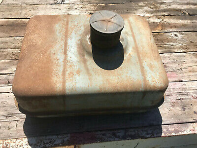 Lincoln Sa200 Welder Red Face Gasoline Fuel Tank  Oem 1962