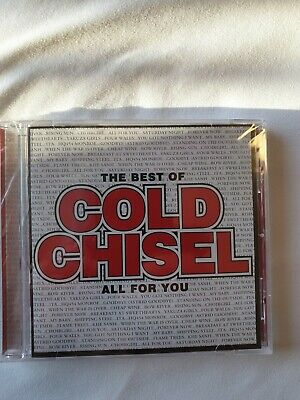 The Best of Cold Chisel: All for You by Cold Chisel Sealed CD