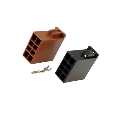 361320 Kit socket ISO PIN16 16 pins two housings for ISO sockets