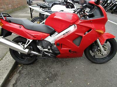 2000 Honda Vfr800 Rc46 Loads Of Service History Great Touring Bike Or First Big