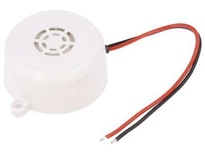 BUZ-C Sound transducer piezo alarm 12÷24VDC Sound level100dB  MPM
