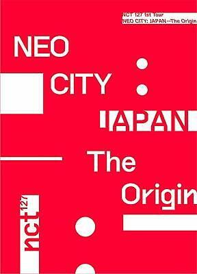 NCT 127 1st Tour 'NEO CITY : JAPAN - The Origin' (3DVD+Photobook) Limited