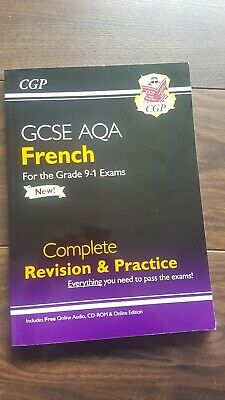 New GCSE French AQA Complete Revision & Practice (with CD & Online Edition)