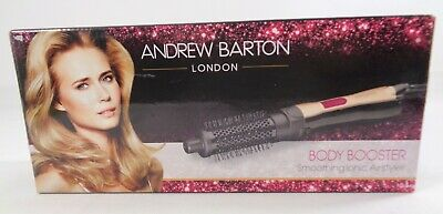 Andrew Barton London Body Booster Smoothing Ionic Airstyler 800W (S-18)