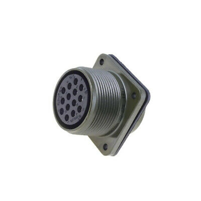 DS3102A20-27S Connector military Series DS/MS socket female PIN14 13A