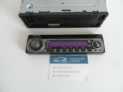 POSTE AUTORADIO RADIO CD MP3 WMA KENWOOD FAÇADE DÉTACHABLE KDC-WF431A 4 x45 WATT