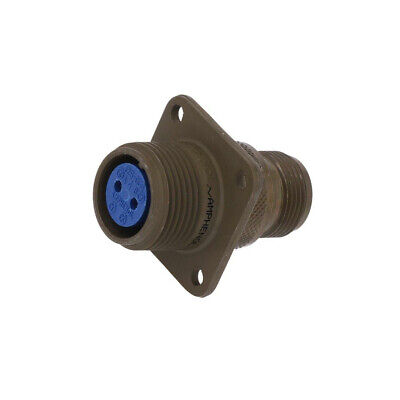 97-3100A-12S-3S Connector military Series97 socket, plug female PIN2